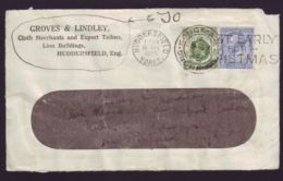 HONG KONG GB GEORGE 5TH COMBINATION - Covers & Documents