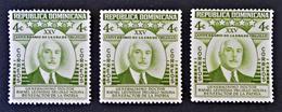 ERE DES TRUJILLO 1955 - NEUFS ** - YT 436 - MI 543 - Dominicaanse Republiek