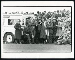 FINE PRESS PHOTO PRINCESS MARGARET PRINCE ANDREW BADMINTON HORSE SHOW 1978 - Other Collections