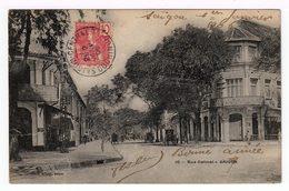 Saïgon. Rue Catinat. (1540) - Viêt-Nam