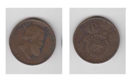 20 R REIS 1869 - Brazil