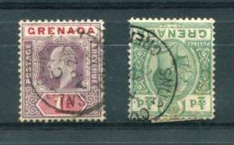 GRENADA EDWARD AND GEORGE VILLAGE POSTMARK SNUG CORNER - Grenada (...-1974)