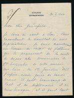 PORTUGAL KING MANUEL GERMANY HOHENZOLLERN SIGMARINGEN CASTLE 1924 - Unclassified