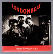45 Tours - LONDONBEAT ° I' VE BEEN THINKING ABOUT YOU - Soul - R&B