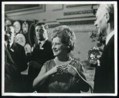 HM QUEEN ELIZABETH THE QUEEN MOTHERCharming 1969 - Famous People