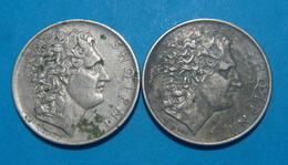 ALBANIA - ITALIA 1 LEK 1926.30, ALEXANDER THE GREAT BUKEFALO - Albania
