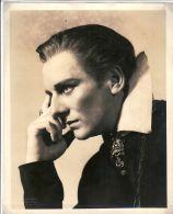 STUDIO PHOTO VANDAMM NEW YORK JOHN GIELGUD AS HAMLET 1936-7 - Photographs