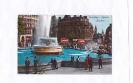 Royaume Uni London Trafalgar Square  BE