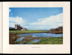 HAND SIGNED CHRISTMAS CARD QUEEN ELIZABETH THE QUEEN MOTHER CASTLE OF MEY - Other Collections
