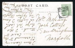 SIR ROBERT COLLINS TUTOR PRINCE LEOPOLD DUKE ALBANY MRS MACKAY SANDRINGHAM - Buckinghamshire