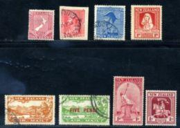 NEW ZEALAND 1926-34 SELECTION - New Zealand