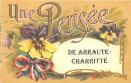 64 - PYRENEES ATLANTIQUES / Fantaisie Moderne - CPM - Format 9 X 14 Cm - ARRAUTE CHARRITTE - Francia