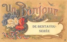 64 - PYRENEES ATLANTIQUES / Fantaisie Moderne - CPM - Format 9 X 14 Cm - BENTAYOU SEREE - Francia