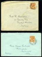 NORTHERN RHODESIA KGV GOOD POSTMARKS - Northern Rhodesia (...-1963)