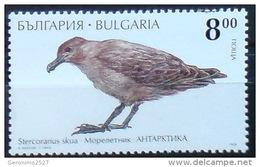 BULGARIA 1995 FAUNA Antarctic Animals Birds GULL - Fine Stamp MNH