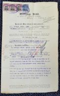 SOUTHERN RHODESIA ADMIRALS REVENUES 1927 GWELO BULAWAYO - Grande-Bretagne (ex-colonies & Protectorats)