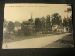 Cpa SAINT PALAIS (18) Vue Prise De La Petite Route De Saint Martin - France