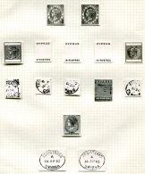 GB CYPRUS MALTA SMRYNA SPERATI REPRODUCTIONS - Stamps