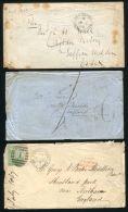 GB MARITIME DEVON PORT QV 1858 -1867 - 1840-1901 (Victoria)