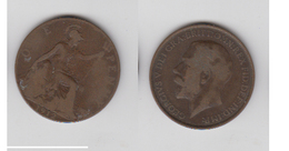 ONE PENNY  1912 - D. 1 Penny