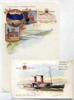 "SCOTLAND SHIPPING ""THE ROYAL ROUTE"" - Lanarkshire / Glasgow"