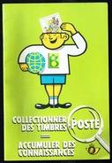 """"""" Collectionner Les Timbres-postes """" (1) - Document émis Par Les Postes Belges - Table Des Matières En Scan 2. - Timbres"""