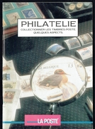 """"""" Philatélie : Quelques Aspects """" - Document émis Par Les Postes Belges - Table Des Matières En Scan 2. - Timbres"""