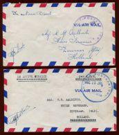 NETHERLANDS INDIES INDONESIA WW2 MARINE POST OFFICE - Netherlands