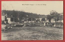 88 RELANGES Par Darney : Le Haut Du Village , Recto Verso . - Frankreich
