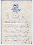 LETTER QUEEN ALEXANDRA CADIZ ROYAL YACHT 1905 PALACIO DE VILLAMANIQUE SEVILLE - Other Collections