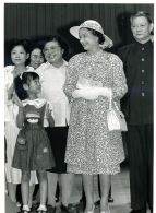 THE QUEEN IN CANTON, CHINA 1983 - Unclassified