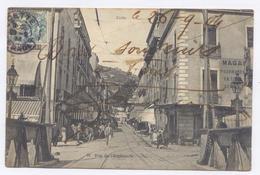 SETE / CETTE - Rue De L'Esplanade 1904 -  Bon état - Sete (Cette)