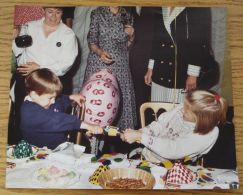 PRINCE WILLIAM HARROD'S CHILDRENS PARTY 1988 - Other Collections