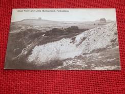 FOLKESTONE  -  Copt Point And Little Switzerland -  1916 - Folkestone