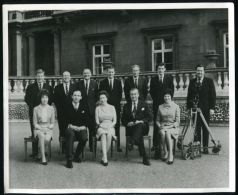 1969 QUEEN ELIZABETH AND HER PRIVATE OFFICE - Other Collections