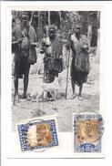 Congo Belge Belgisch Congo  Timbres De La Propagande Pour Les Parc Nationaux (5ctm, 90ctm, 2.40fr, 2.50fr). Envoyé 1939