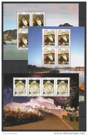 Oman (2013) - 3 Blocks -   /  Sultan´s Picture - National Day - Oman