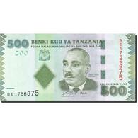 Tanzania, 500 Shilingi, 2010, Undated (2010), KM:40, NEUF - Tanzanie