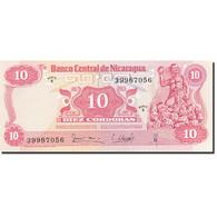 Nicaragua, 10 Cordobas, 1979, 1979, KM:134, NEUF - Nicaragua