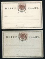ORANGE FREE STATE 1889 POSTAL STATIONERY - South Africa (...-1961)