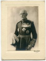 FINE LARGE BASSANO STUDIO PHOTOGRAPH BRITISH SOLDIER SIR HORACE SMITH DORRIEN - Other Collections