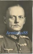 Généraux Allemands - Wehrmacht - Heer - Karl Rudolf Gerd Von Rundstedt - Generaloberst - Krieg, Militär