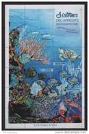 Guatemala (2015) - Block -  /  Fishes - Turtles - Turtle - Fish - Tortoise - Galapagos - Biodiversity - Vita Acquatica