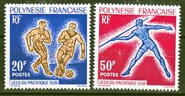 Polynésie Française  22 23 Jeux Du Pacifique Sud Neuf * * TB  MNH Cote 29 - French Polynesia
