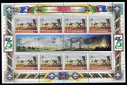 SCOUTS AMAZING COVERS AND STAMPS - Scouting
