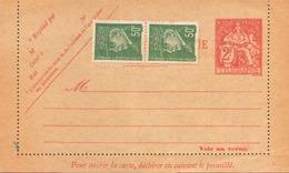 ENTIER POSTAL 1938 EP 2606