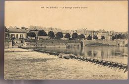 MEZIERES . Le Barrage Avant La Guerre . - Other Municipalities