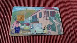 Phonecard Sint-Maarten 120 Units Used