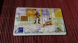 Phonecard Sint-Maarten 60 Units Used - Antilles (Netherlands)