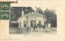 YCHOUX ECOLE ENFANTINE  40 - Frankreich